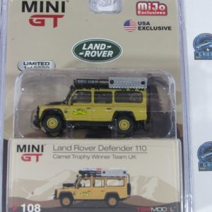 LAND ROVER DEFERDER 110 MINI GT L 14+MIJO EXCLISIVE 1:64