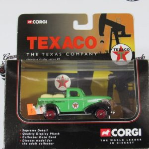 CHEVROLET PICK -UP TEXACO SALT PRODUCTS CS90007 1:43