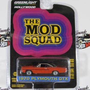 1970 PLYMOUTH GTX THE MOD SQUAD GREENLIGHT 1:54