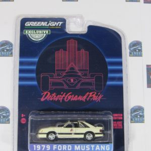 1979 FORD MUSTANG LIMITED EDITION 8+ GREENLIGTH 1:64
