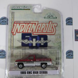 1985 GMG HIGH SIERRA INDIANAPOLIS GREENLIGHT 1:64