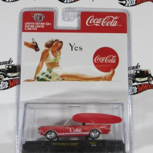 1960 VW DELIVERY VAN COCACOLA LIMITED EDITION 13+ M2 1:64