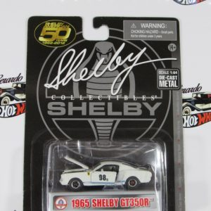 1965 SHELBY GT350R SHELBY COLLECTIBLES METAL 1:64