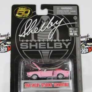 1968 SHELBY GT500KR CONVERTIBLE SHELBY COLLETIBLE 1:64
