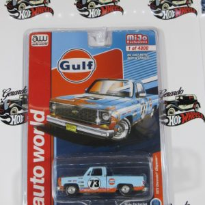 1973 CHEVROLET CHEYENNE GOLF MIJO AW AUTO WORLD 1:64